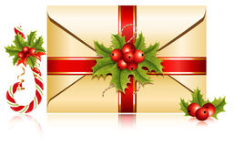 Christmas mail Royalty Free Stock Photo