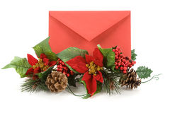 Christmas Mail Royalty Free Stock Image
