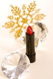 Christmas Make up Stock Images