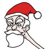 Christmas man Royalty Free Stock Photography