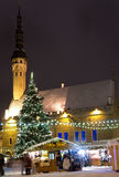 Christmas market Royalty Free Stock Image