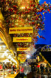 Christmas market in Bonn, Germany Stock Images