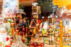 Christmas Market in Brugge, Belgium. Royalty Free Stock Image
