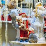Christmas Market in Brugge, Belgium. Royalty Free Stock Photo