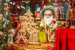 Christmas Market in Brugge, Belgium. Stock Photo