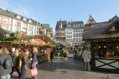 Christmas market. Ch Stock Images