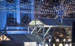 Christmas Market 2014(2) Stock Image