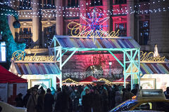 Christmas Market 2014(4) Stock Photography