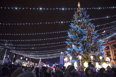 Christmas Market 2014(6) Stock Photography