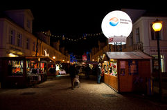 Christmas market in Potsdam, Germany Stock Photo