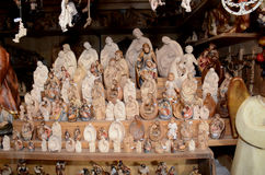 Christmas Market products, Vienna Royalty Free Stock Photo