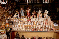 Christmas Market products, Vienna Stock Photography