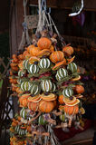 Christmas Market products, Vienna Royalty Free Stock Images