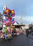Christmas market in Rome Stock Photos