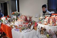 Christmas market Royalty Free Stock Photos