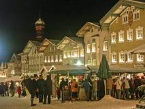 Christmas Market in Upper Bavaria Royalty Free Stock Image