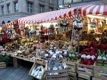Christmas markets of Nurnberg, Germany. stock photos