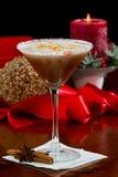 Christmas Martini Royalty Free Stock Image