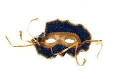 Christmas mask decoration Royalty Free Stock Photo
