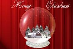christmas merry Στοκ Εικόνες