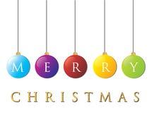 christmas merry απεικόνιση αποθεμάτων