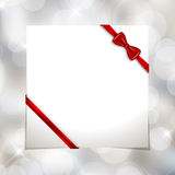 Christmas message background Stock Images