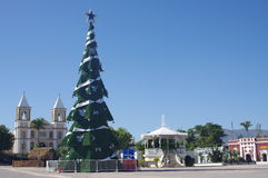 Christmas in Mexico Royalty Free Stock Photos