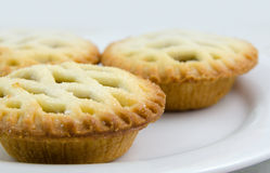 Christmas Mince Pie Stock Images