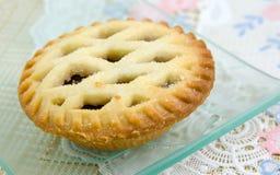 Christmas Mince Pie Stock Photo