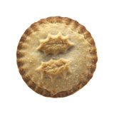 Christmas mince pie Stock Photography