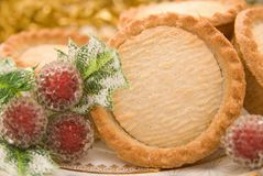 Christmas Mince Pies Royalty Free Stock Images