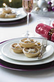 Christmas Mince Pies Royalty Free Stock Image
