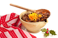 Christmas Mincemeat Stock Images