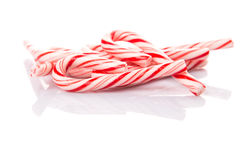 Christmas Mint Candy Cane VI Stock Photos