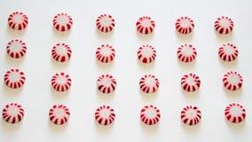 Christmas mints photograph Stock Image