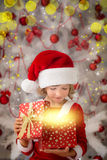 Christmas miracle concept Royalty Free Stock Photo
