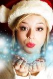 Christmas Miracle Stock Photo