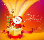 Christmas miracle Royalty Free Stock Photo