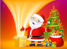 Christmas miracle Royalty Free Stock Images