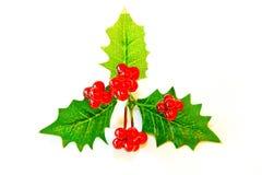Christmas mistletoe Stock Photo