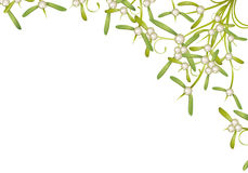 Christmas, mistletoe Stock Photography