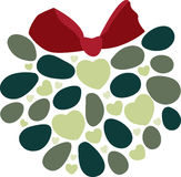 Christmas Mistletoe Royalty Free Stock Image