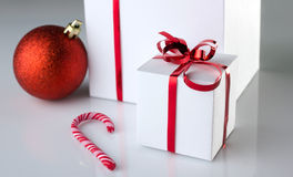 Christmas modern still Royalty Free Stock Image