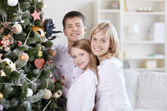 Christmas mood Stock Image