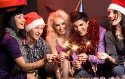 Christmas mood Stock Image