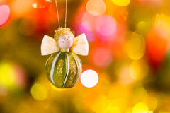 Christmas mood. With nice decoration Stock Photography