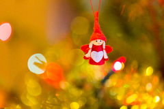Christmas mood. With nice decoration Royalty Free Stock Photo