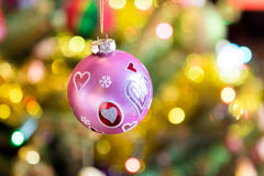 Christmas mood. With nice decoration Royalty Free Stock Image