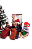Christmas Morning Royalty Free Stock Photos