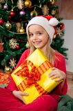 Christmas morning Royalty Free Stock Photo